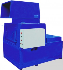 Large Plastic Shredder